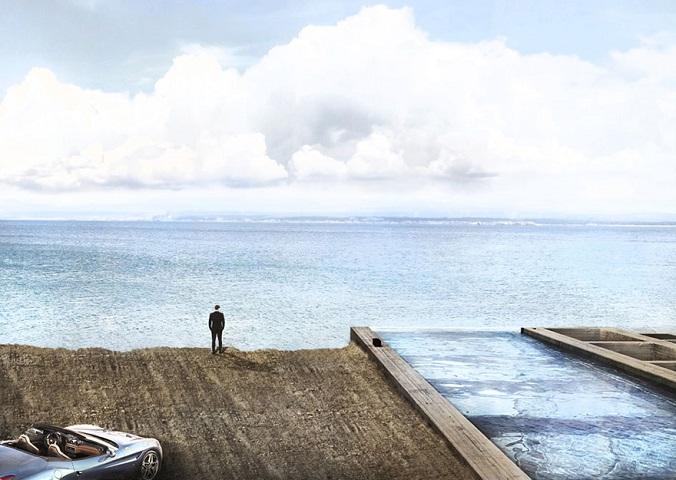 Дом с восхитительным видом на море