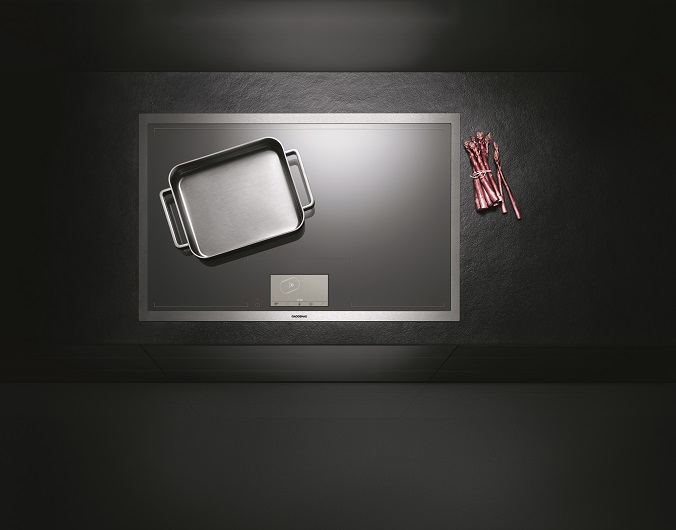 Gaggenau представляет инновационную варочную панель CX 480