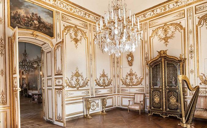Замок Шантийи: фамильная резиденция принцев Конде