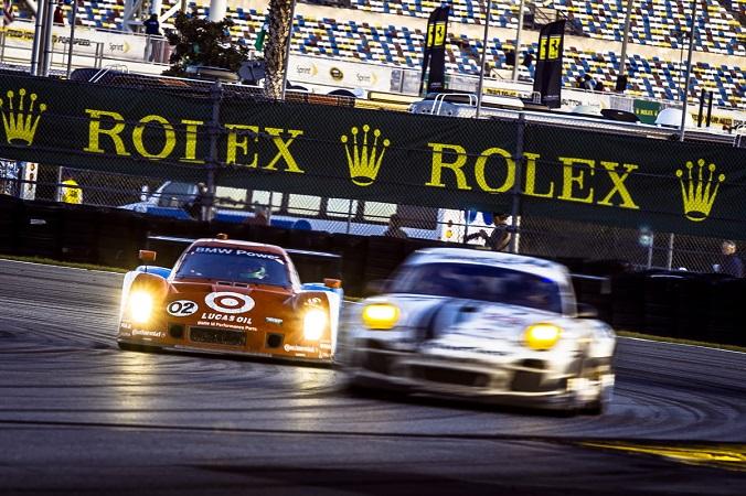 Rolex -  официальный хронометрист Гран-При Формулы-1