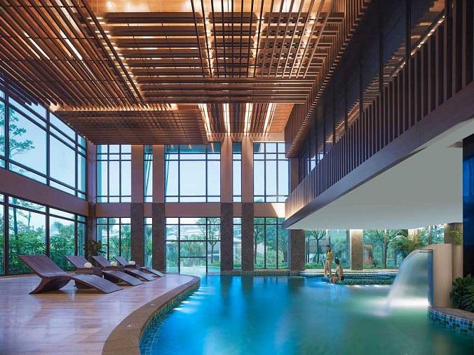 Dusit Devarana Hot Springs & Spa