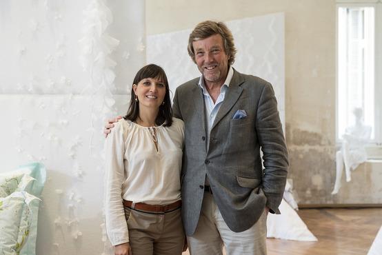 День рождения компании Yves Delorme в Париже
