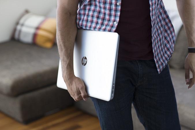 HP представляет ноутбуки ENVY нового поколения