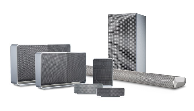 LG SMART AUDIO