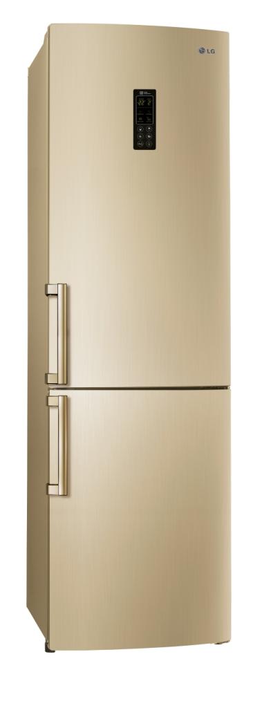 Холодильник LG GA-B489ZVxx_ext_Gold
