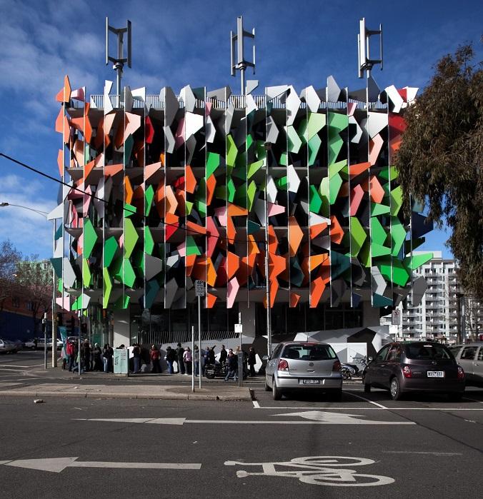 Здание Pixel