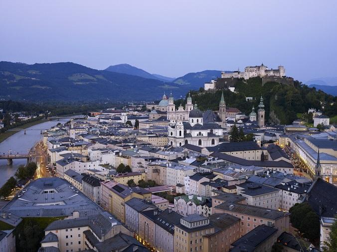 Rolex и Зальцбургский фестиваль