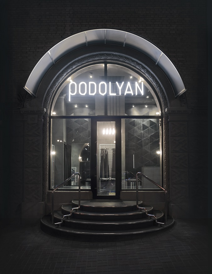PODOLYAN Store Project