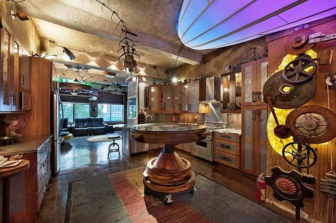 Фантастическая квартира в Нью-Йорке