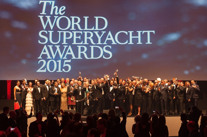 2015 World Superyacht Awards