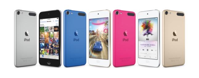 Apple представляет лучший iPod touch в истории