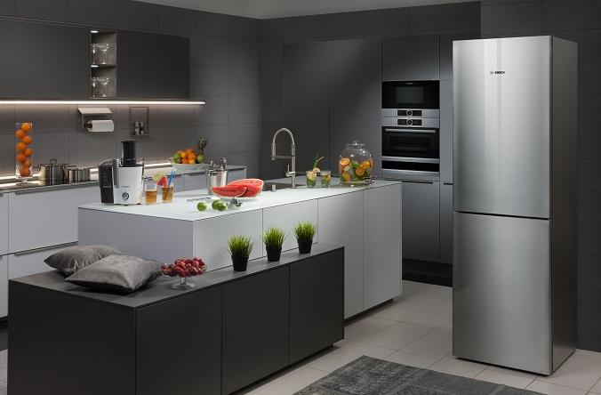 Холодильники Bosch серии «Кристалл»