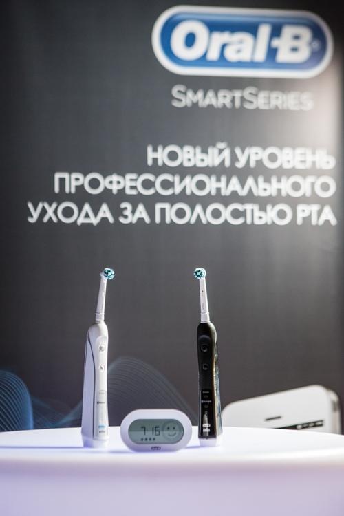 Oral-B SmartSeries 6000: будущее уже рядом