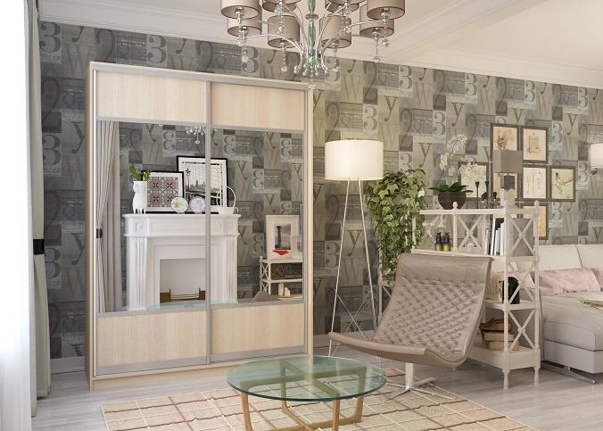«Премьер» - новая коллекция корпусной мебели от фабрики шкафов «Роникон»