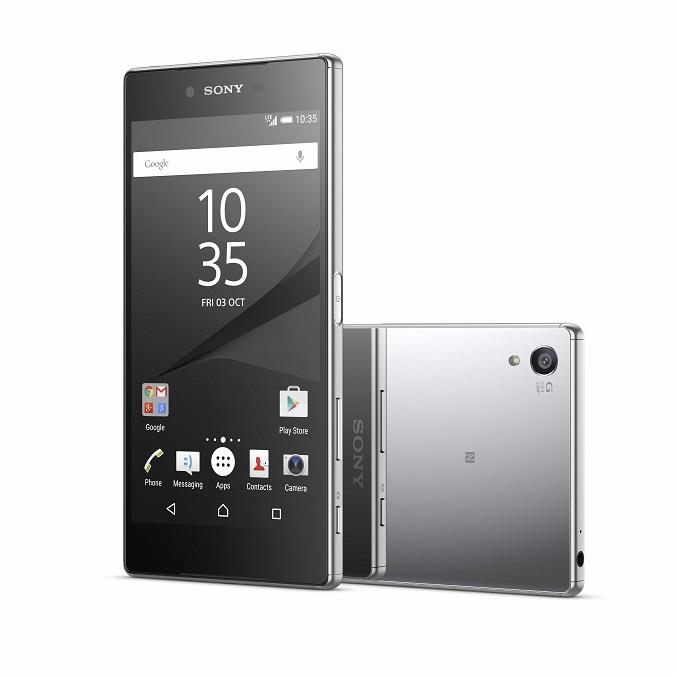 В России стартуют продажи первого в мире смартфона с 4К дисплеем