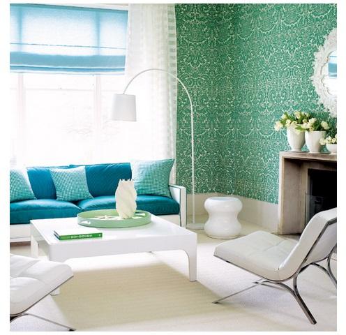 как сделать комнату больше с помощью цвета