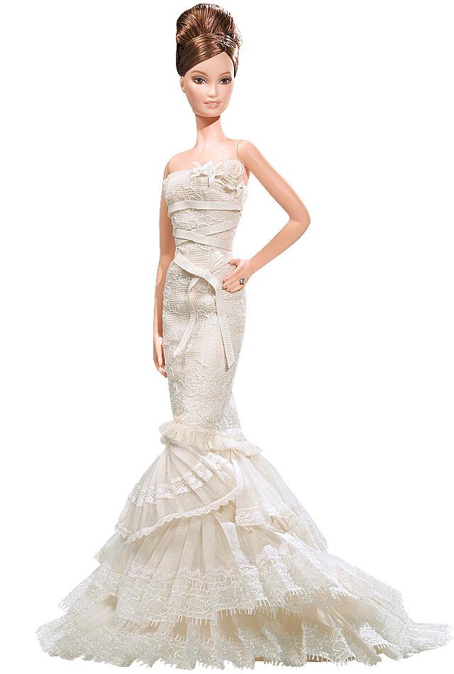 свадебная коллекция для кукол Barbie