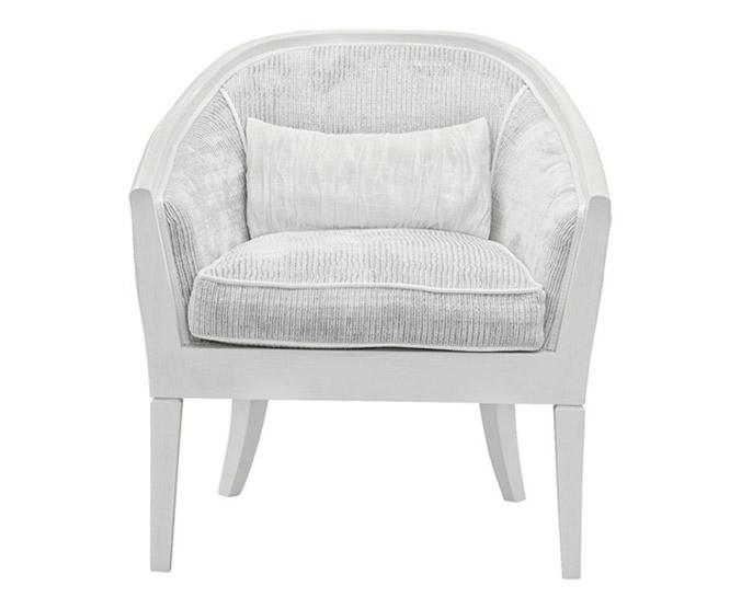 Кресло Divina, дерево, текстиль, Paolo Lucchetta