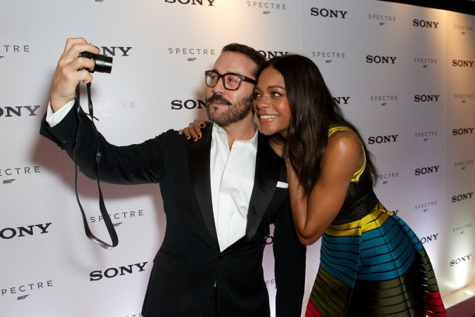 Sony's technology 'Made for Bond' featuring the RX100 IV camera and Xperia Z5