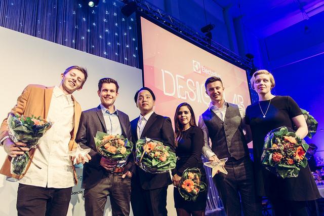Финалисты Electrolux Design Lab 2015