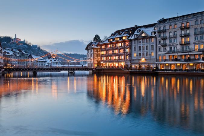 Swiss Cities: Lucerne