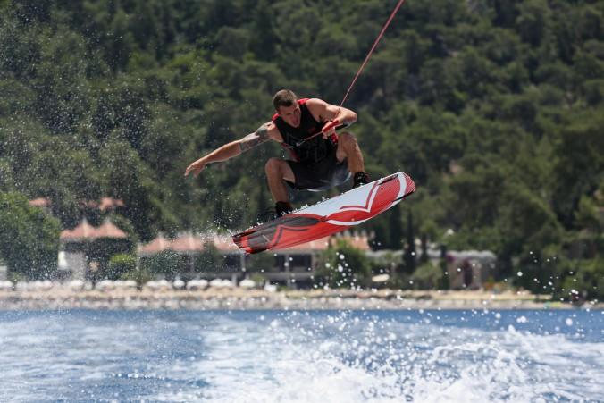 waterski activities