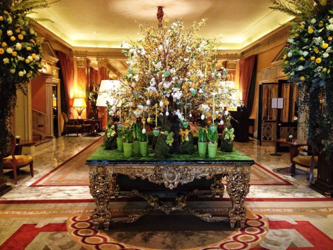 The Dorchester Easter 2