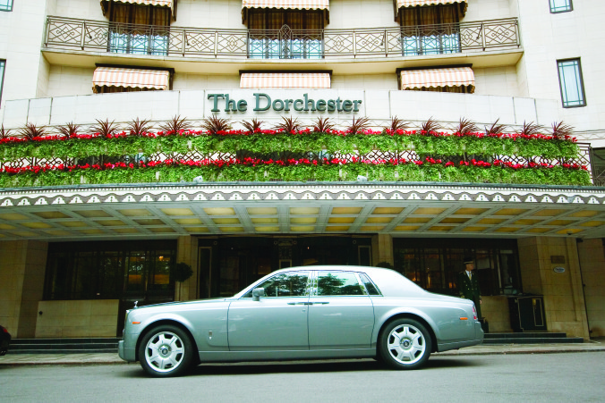 The Dorchester-Exterior view-Jan 2009