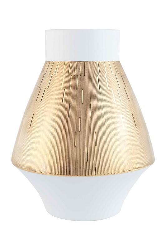 Vase Infini_tout or