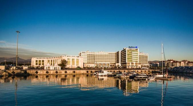 Radisson Blu Resort & Congress Centre (Главное фото)