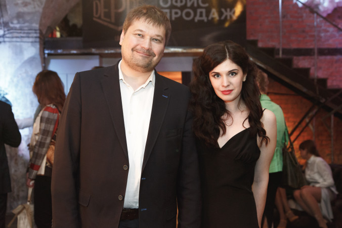 Владимир Бондаренко и Виктория Бейлис