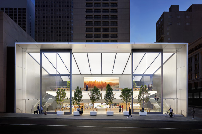 Apple Union Square 4