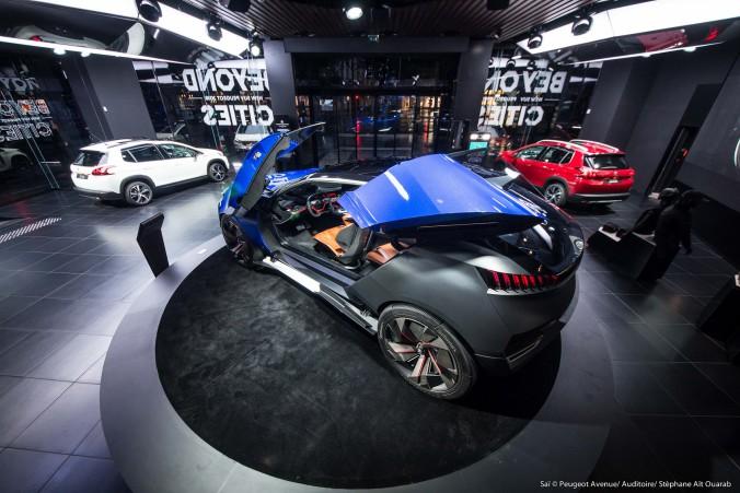 Peugeot Avenue Saison 10