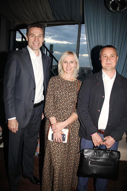 Виталий Абдулов и Мила Соловьева