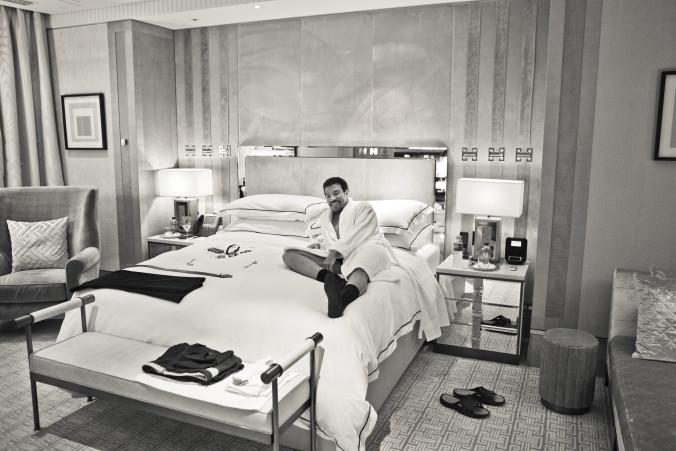 Lionel_MelbourneShow1_Bed