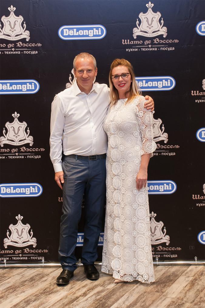 Михаил Покровский и Рита Митрофанова (1)