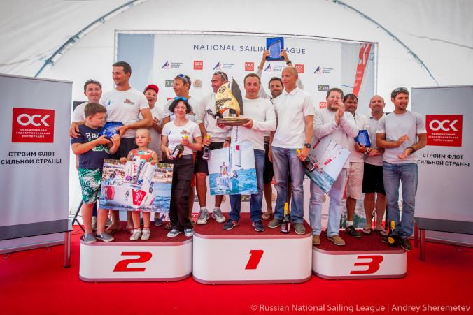 National Sailing League_Winners