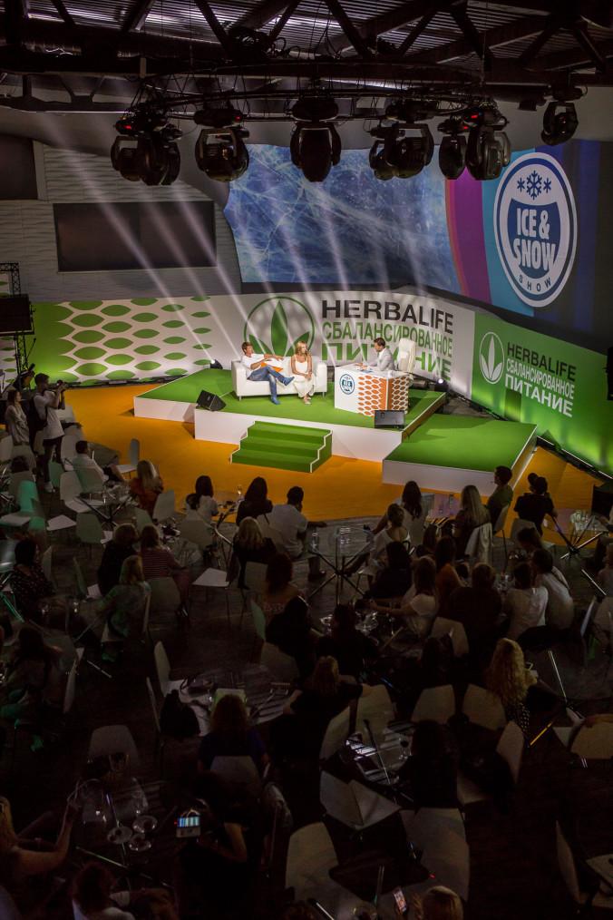 Общее фото зала