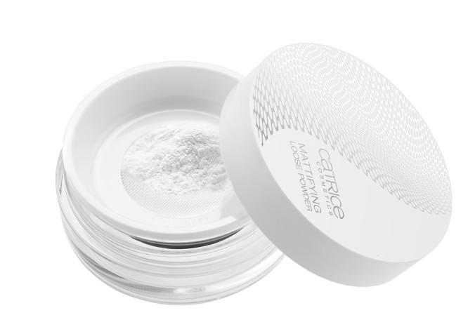 Catrice Net Works Mattifying Loose Powder