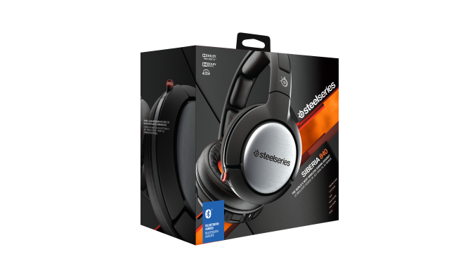 SteelSeries Siberia 840 Box