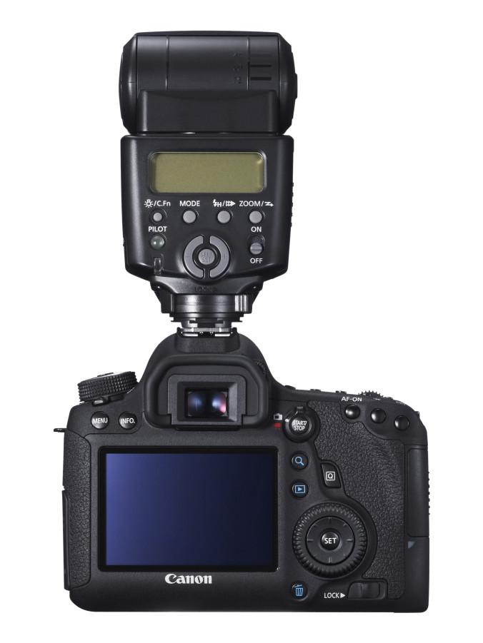 EOS 6D BCK w SPEEDLITE 430EX II