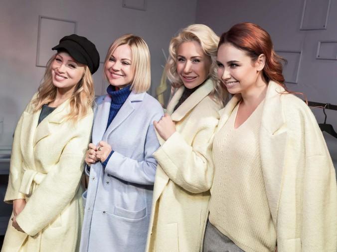Ирина Темичева, Ирина Ортман, Анастасия Гребенкина и Ляйсан Утяшева