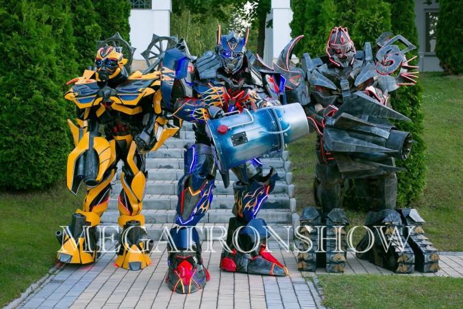 Мегатрон шоу 2