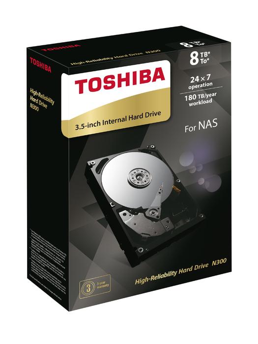 жесткий диск Toshiba N300