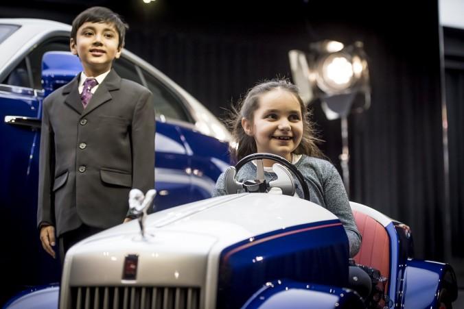 Машина ROLLS-ROYCE  для детей