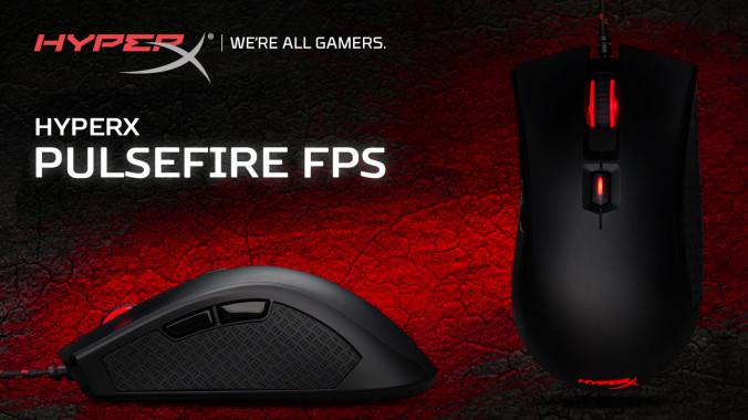 HyperX Pulsefire FPS