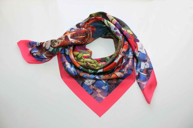 Radical Chic - Ingredient scarf highres 2
