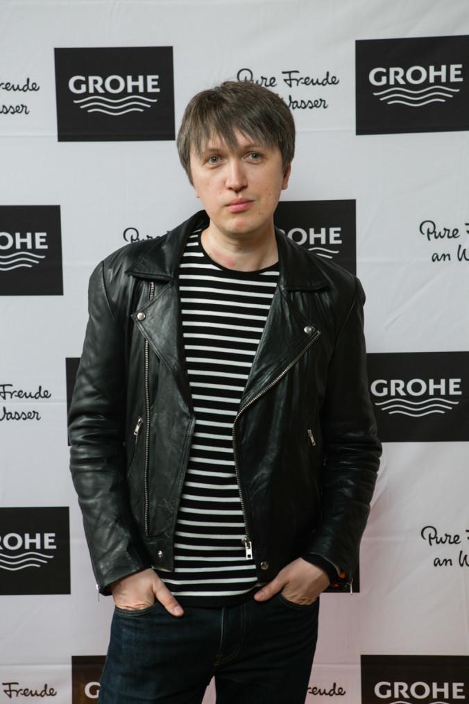 Дизайнер Дима Логинов