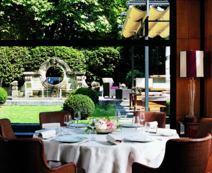 Principe di Savoia-Acanto Restaurantn-FEB 2011