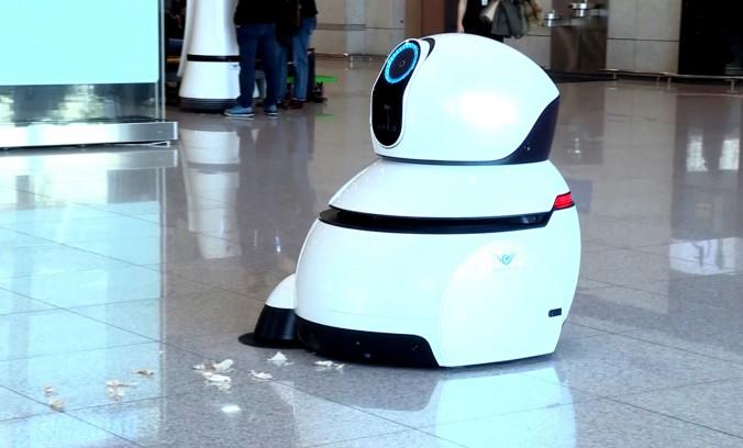 Роботы LG